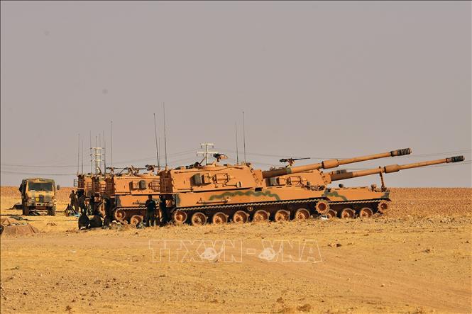 EU yêu cầu Thổ Nhĩ Kỳ chấm dứt chiến dịch quân sự và rút lực lượng