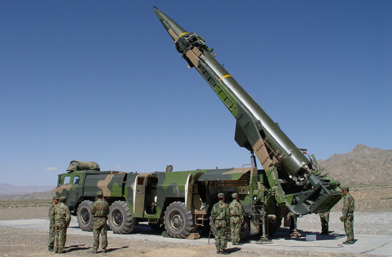 Trung Quốc tuyên bố không tham gia đàm phán hiệp ước kiểm soát vũ khí với Nga, Mỹ