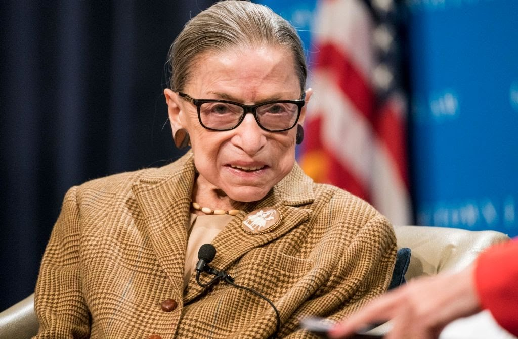 Thẩm phán Toà án Tối cao Ruth Bader Ginsburg qua đời  DC36B7E5-A7A5-40D9-8253-AE2292C11026