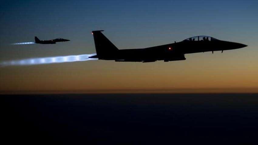 Nhiều người thương vong trong vụ không kích bất ngờ của Mỹ ở Syria