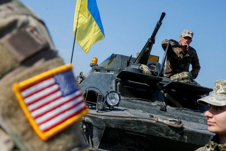 Mỹ đình chỉ gói 'siêu viện trợ quân sự' 100 triệu USD cho Ukraine vào phút chót