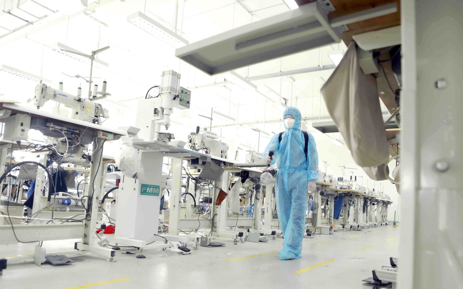 Tin Kinh tế: Thu hút các doanh nghiệp FDI thích ứng an toàn linh hoạt với COVID-19