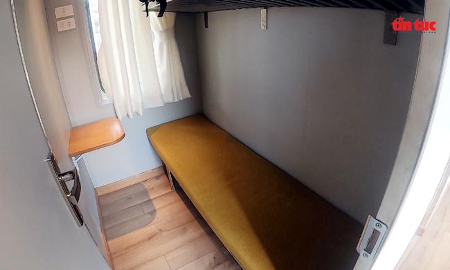 Cận cảnh toa tàu lửa có quầy bar và ghế massage thư giãn cho khách đầu tiên ở Việt Nam - ảnh 12