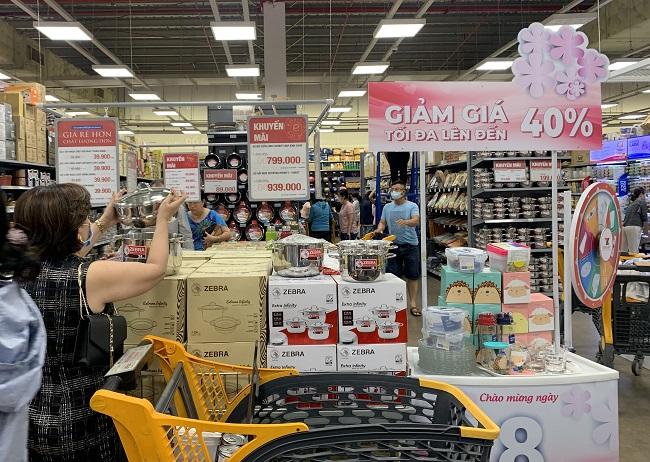 Lần đầu tiên TP Hồ Chí Minh cho áp dụng khuyến mãi giảm giá đến 100%