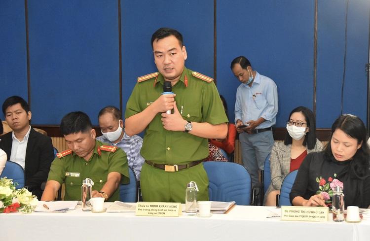 TP Hồ Chí Minh quyết tâm đẩy lùi vấn nạn ''tín dụng đen'' trong dịp Tết