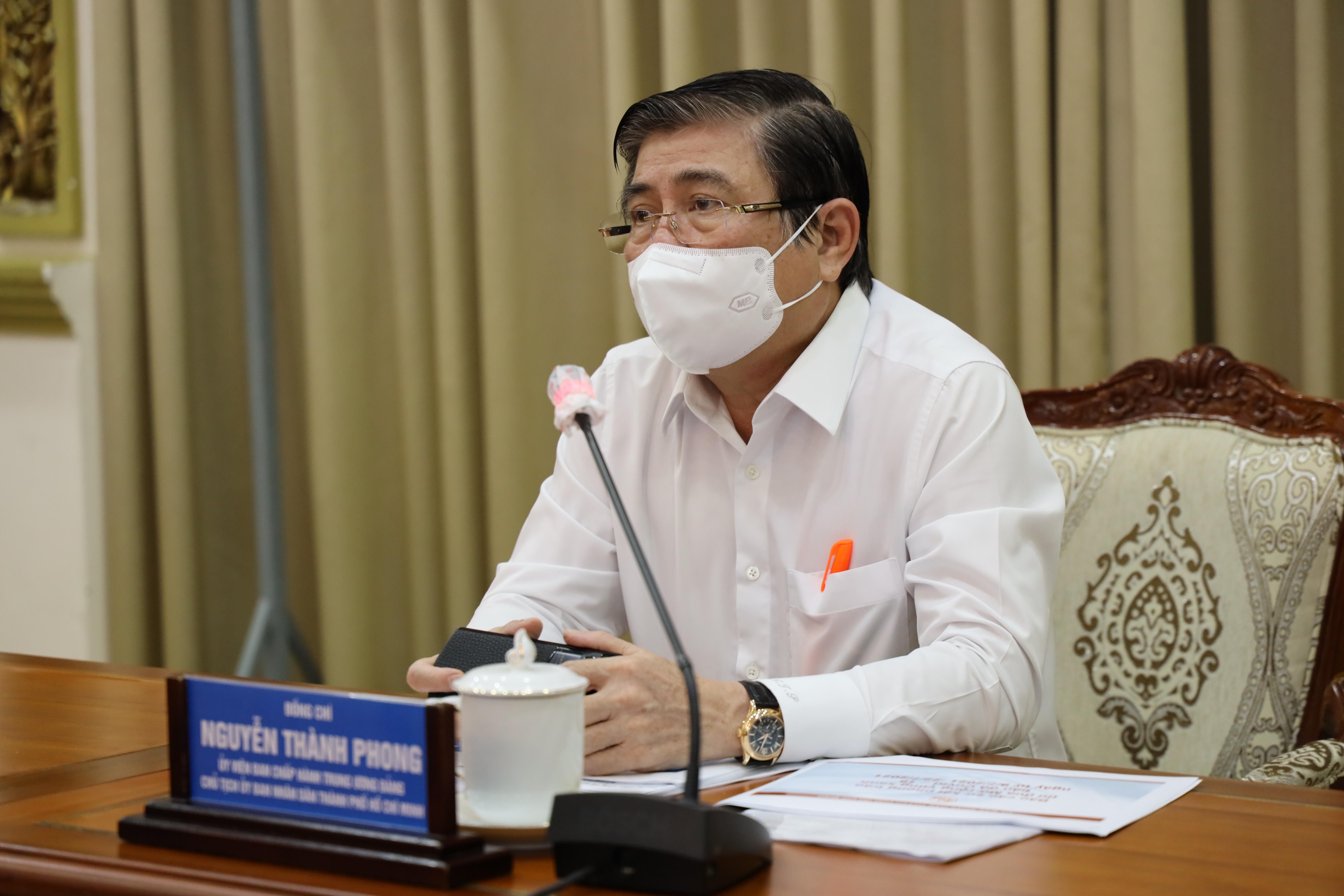 TP Hồ Chí Minh nỗ lực kiểm soát dịch bệnh trước ngày 15/9 để khôi phục kinh tế