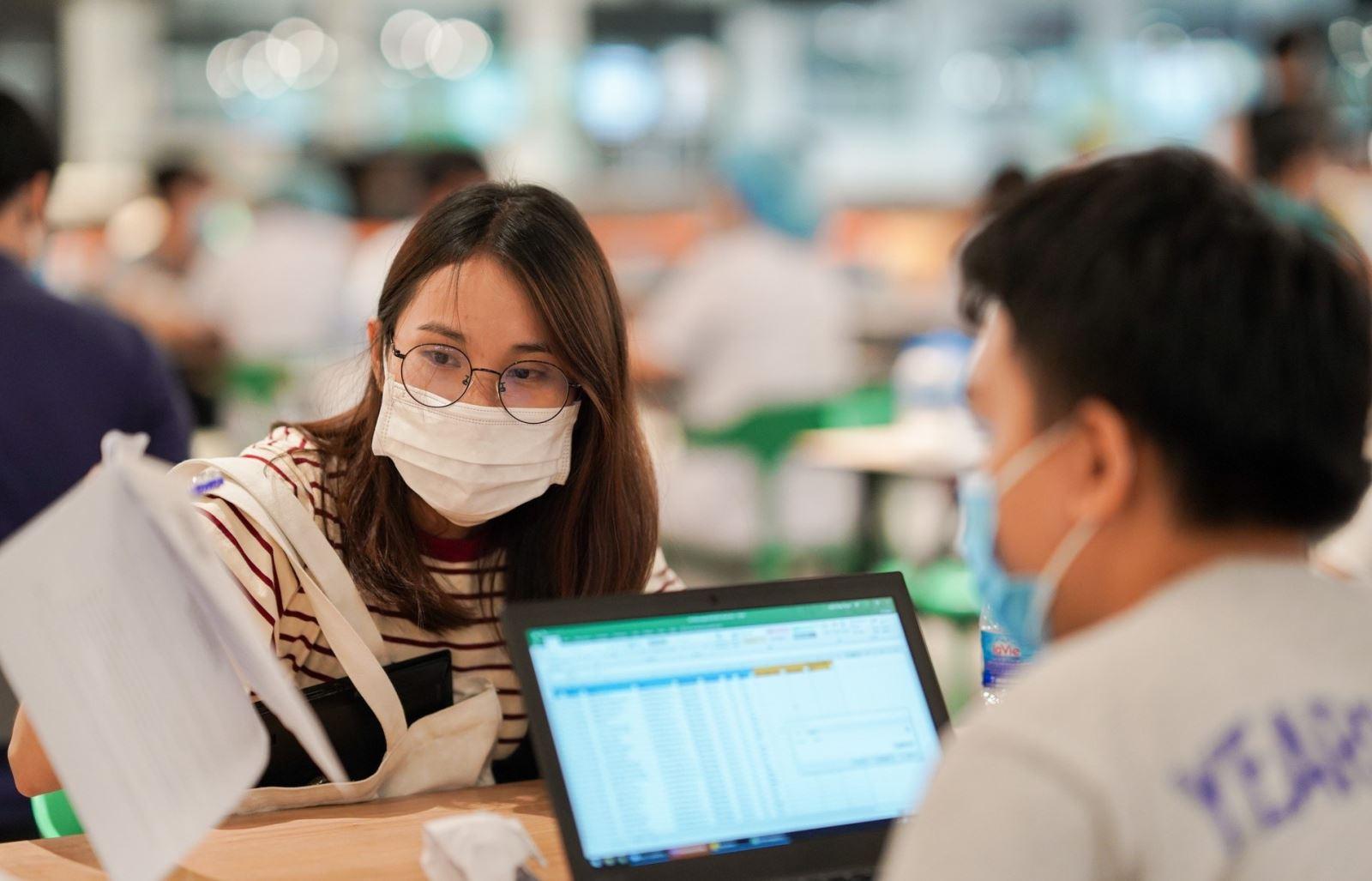 TP Hồ Chí Minh đẩy mạnh ứng dụng công nghệ trong phòng, chống dịch COVID-19