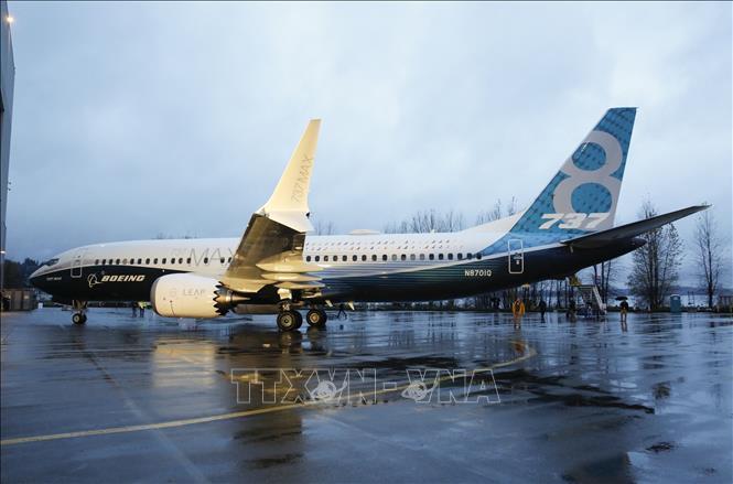 Boeing đàm phán với các hãng hàng không về bán máy bay 737 MAX