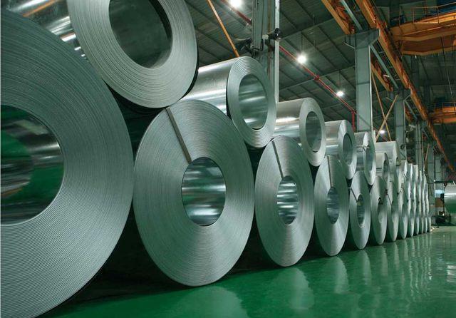 Áp dụng chống bán phá giá tạm thời với sản phẩm thép phủ màu nhập khẩu