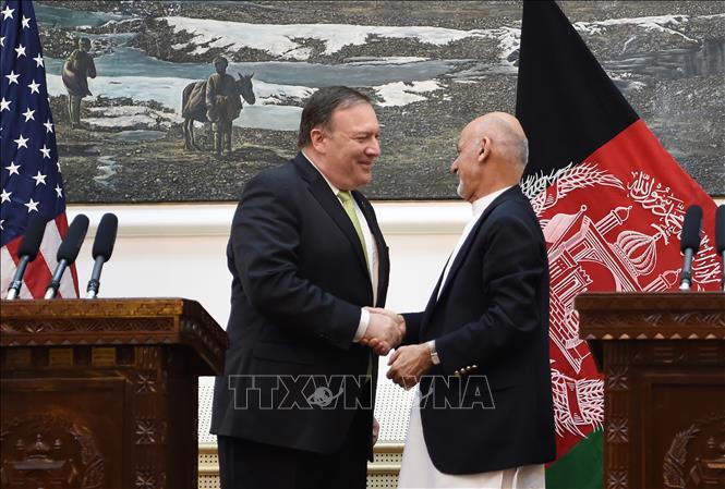 Mỹ và Afghanistan nhất trí thúc đẩy hòa đàm