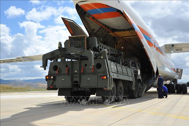 Nga lên kế hoạch thiết lập 'lá chắn' S-400 ở Bắc Cực