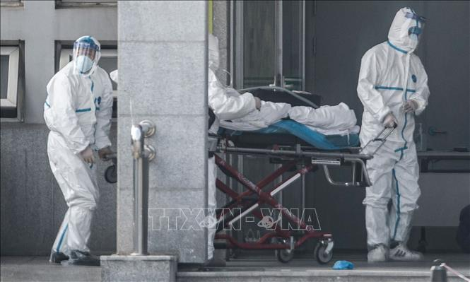 Số ca tử vong do bệnh viêm phổi lạ tại Vũ Hán tăng lên 6 người