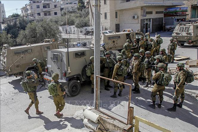 Israel có kế hoạch xây khu định cư mới tại Đông Jerusalem