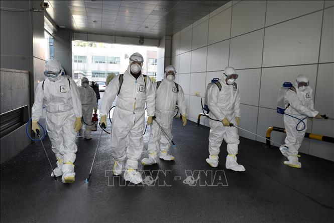 Hàn Quốc xác nhận thêm 87 trường hợp mới nhiễm nCoV, nâng tổng số bị nhiễm là 433 người