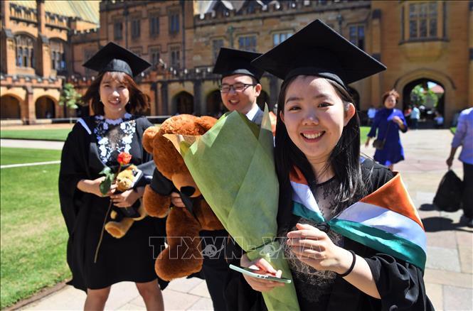 Bộ Y tế Australia khuyến nghị nới lỏng lệnh cấm nhập cảnh đối với học sinh Trung Quốc