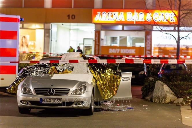 Đức báo động an ninh sau vụ tấn công tại bang Hessen