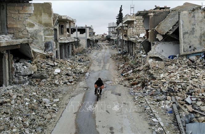 Nga, Thổ Nhĩ Kỳ tái khẳng định cam kết làm giảm căng thẳng tại tỉnh Idlib của Syria