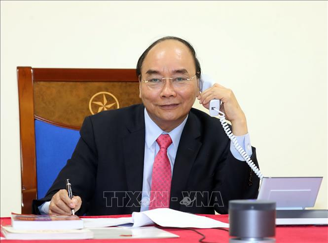 Thủ tướng: Việt Nam sẵn sàng hợp tác với Séc để phòng, chống dịch COVID-19