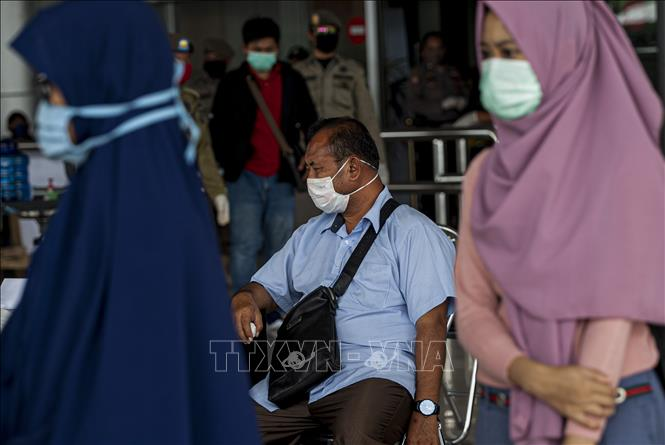 Thủ đô của Indonesia chuẩn bị đón 1,8 triệu người trở về sau nghỉ lễ