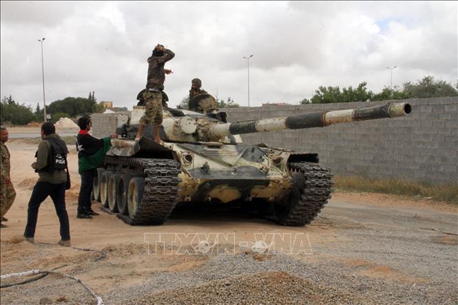 Thổ Nhĩ Kỳ khẳng định tiếp tục đàm phán với Nga về vấn đề Libya