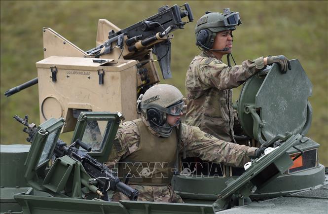 Ba Lan sẵn sàng tiếp nhận số binh sĩ Mỹ từ Đức