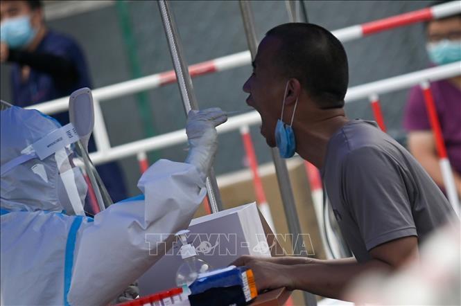 Lần đầu tiên trong 4 tuần, Bắc Kinh không có ca mắc...