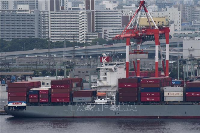 Nhật Bản công bố sách trắng về kinh tế, thương mại quốc tế