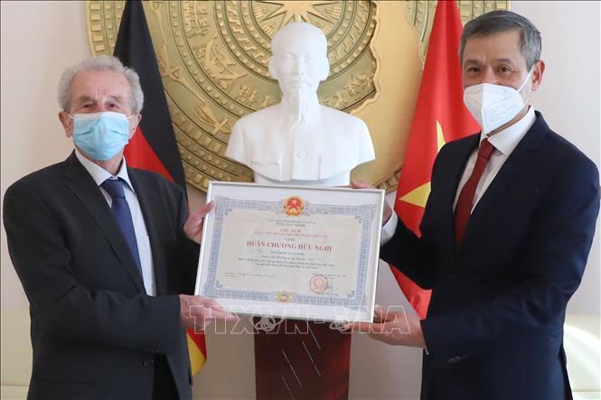 Ký ức đẹp của cụ ông người Đức gắn bó với ngành cà phê Việt Nam
