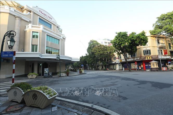 Hình ảnh: Bộ VHTTDL  yêu cầu các đơn vị trực thuộc thực hiện nghiêm Chỉ thị về giãn cách xã hội của thành phố Hà Nội số 1