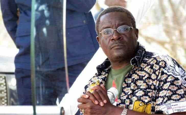 Ngoại trưởng Zimbabwe tử vong do nhiễm virus SARS-CoV-2