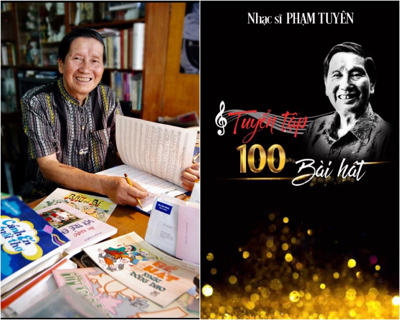 Chương trình giao lưu nhân dịp nhạc sĩ Phạm Tuyên tròn 91 tuổi