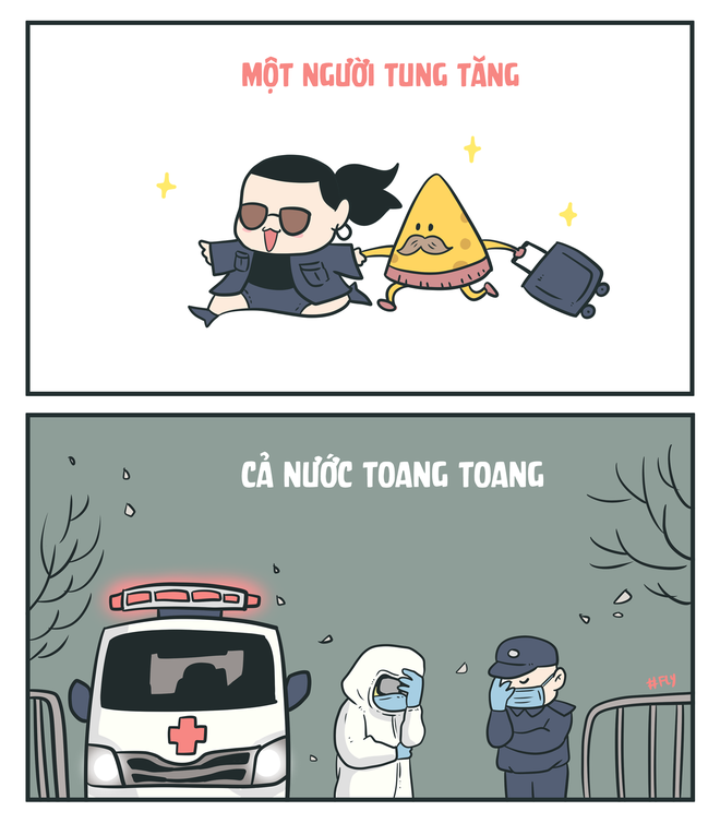 Dân cư mạng hóm hỉnh định nghĩa cuộc sống giãn cách | baotintuc.vn