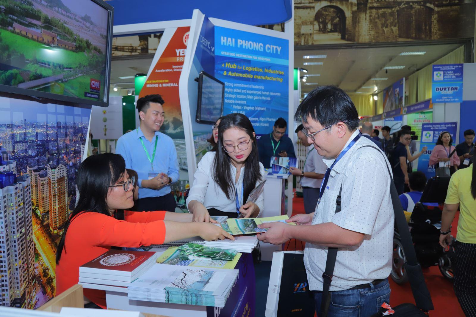 Sắp diễn ra hội chợ thương mại Quốc tế Việt Nam lần thứ 30