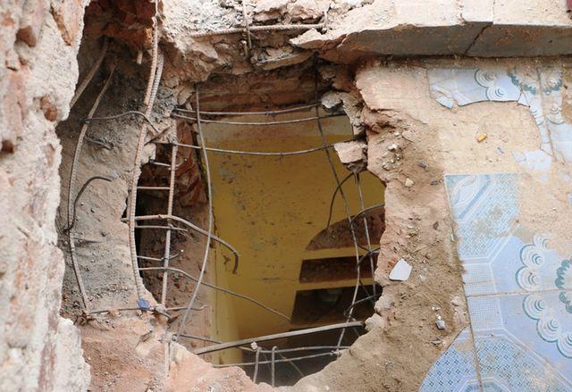Khoanh vùng đối tượng gài mìn nổ làm 3 người bị thương mùng 5 Tết