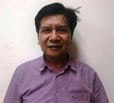 Nguyên Chủ tịch VEAM Trần Ngọc Hà bị đình chỉ sinh hoạt đảng