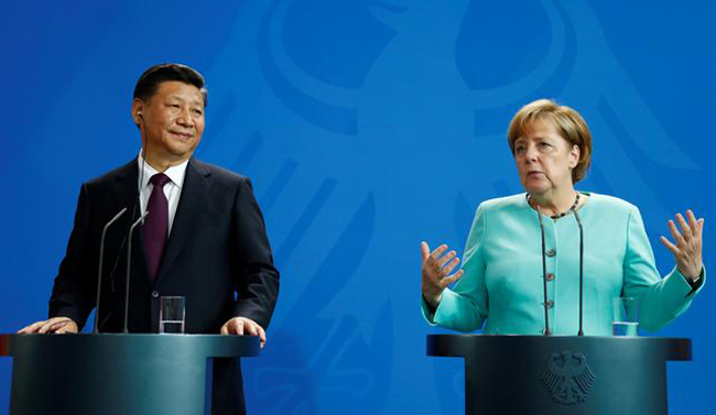 Trung Quốc cần phải thay đổi một khi Thủ tướng Đức Merkel giã từ chính trường