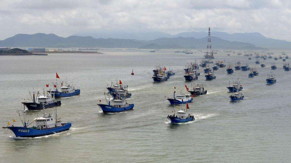 Trung Quốc yêu cầu tàu cá cư xử đúng mực khi diễn ra hội nghị G20 ...