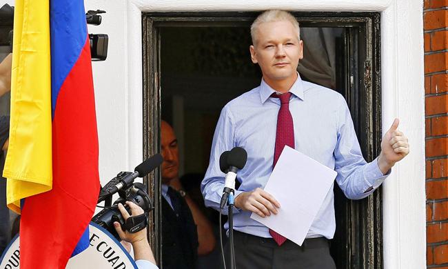 Những cột mốc trong hành trình từ lẩn trốn đến bị bắt của nhà sáng lập WikiLeaks