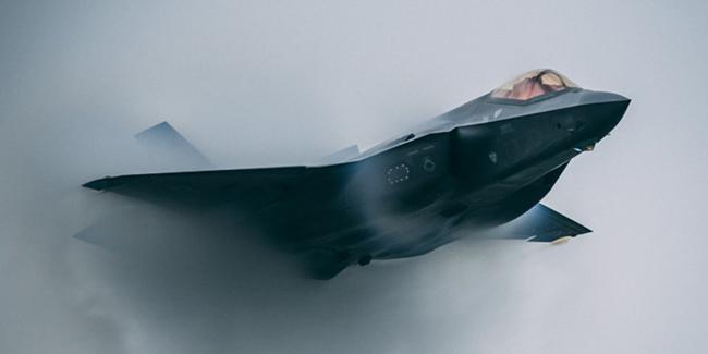 'Biệt đội' hùng hậu quân đội Mỹ cử tìm kiếm F-35 mất tích trên biển
