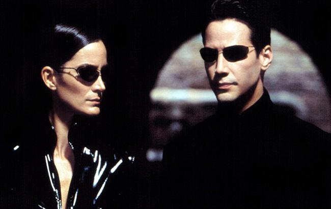 Diễn viên Keanu Reeves và Carrie Anne-Moss sẽ tái xuất trong ''Ma trận 4''