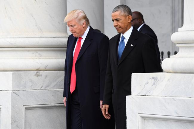 Về vụ 'Obamagate' liên quan tới Tổng thống Trump
