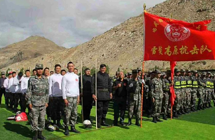 Quân đội Trung Quốc tuyển dụng võ sĩ MMA đóng quân ở Tây Tạng ...