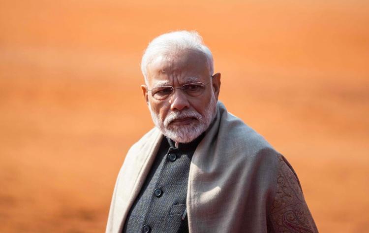 Thủ tướng Ấn Độ xóa tài khoản trên mạng xã hội Trung...
