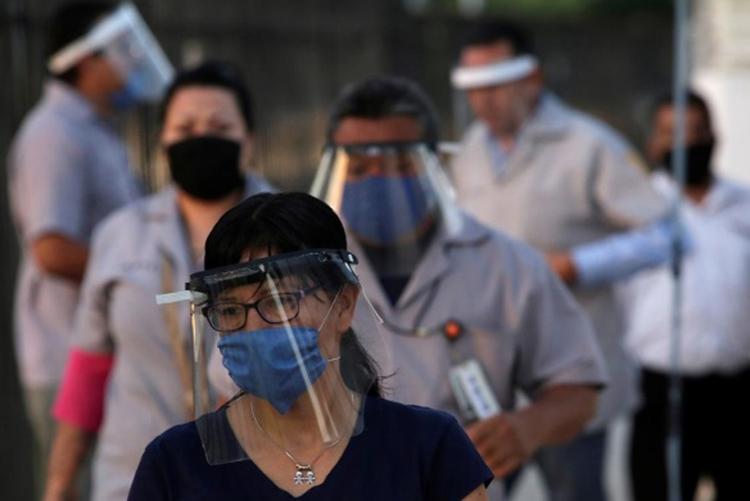 Mỹ Latinh trở thành ''ổ dịch COVID-19'' nghiêm trọng thứ 2 thế giới