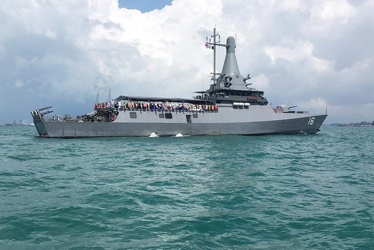 Singapore tập trận với Trung Quốc nhưng vẫn coi Mỹ là đối tác an ninh hàng đầu - quE1BAA3ng20cC3A1o20pqa20lE1BBABa20C491E1BAA3o