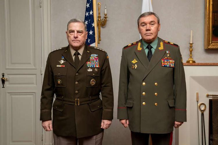 Tham mưu trưởng quân đội Mỹ và Nga lần đầu gặp gỡ sau gần 2 năm