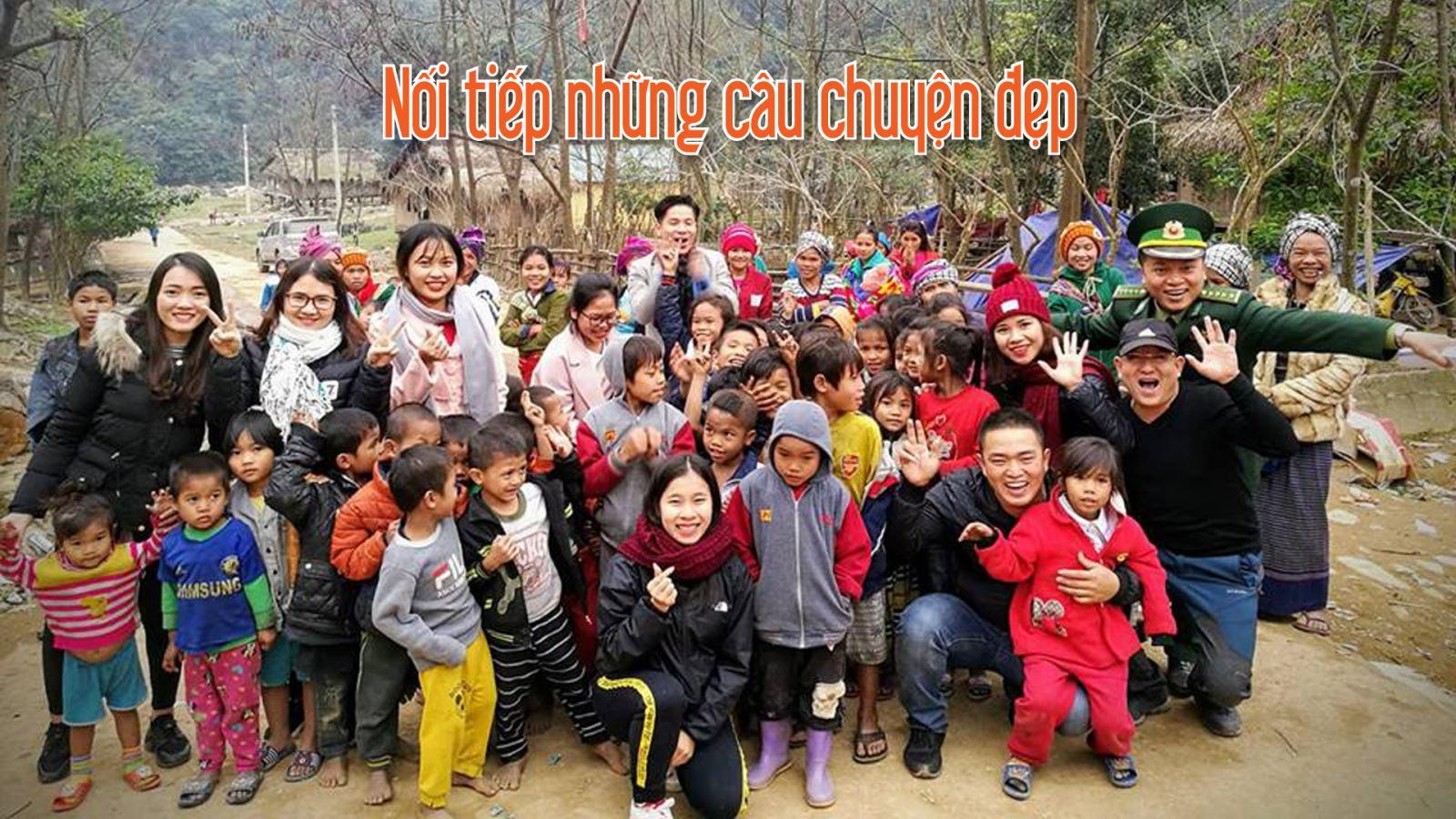 Lê Thành Trung - thủ lĩnh Câu lạc bộ Sẻ chia sự sống Hà Nội